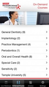 Mobile Apps For Oral Health