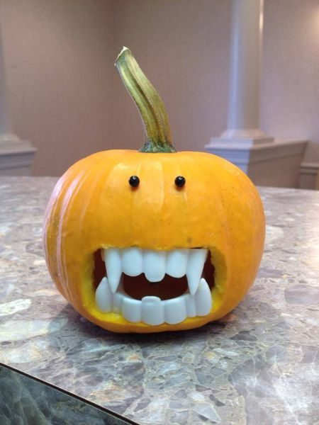 Dental Pumpkin Carving Ideas